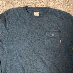 Men's XL Vans Sweater